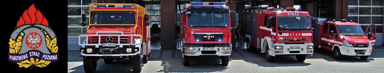 Komenda Powiatowa Państwowej Straży Pożarnej w Strzyżowie