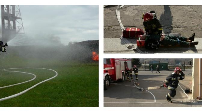 Szkolenie podstawowe strażaków ratowników OSP