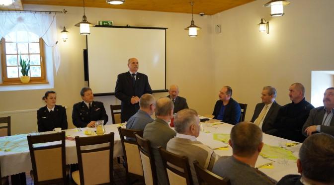 Zebranie sprawozdawcze Koła Emerytów iRencistów
